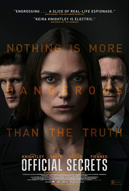فیلم Official Secrets