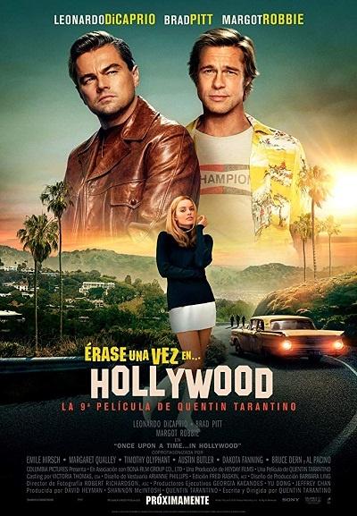روزی روزگاری در هالیوود نیز یکی از بهترین فیلمهای لئوناردو دیکاپریو است که کارگردانی آن بر عهدهی کوئنتین تارانتینو بوده است.
