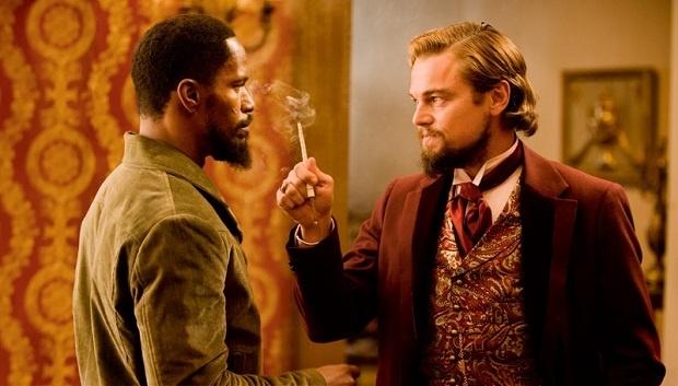 لئوناردو دی کاپریو در فیلم Django Unchained