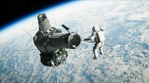 The Spacewalker دربارهی میهن پرستی و مفهوم جانم فدای وطن است.