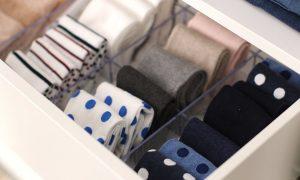 مرتب کردن جوراب