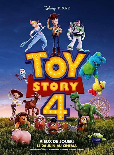 پوستر انیمیشن Toy Story 4