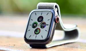 بررسی apple watch 5