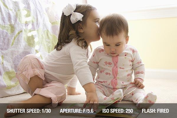از دیگر نکاتی که در عکاسی از کودک باید به آن دقت کرد و آن را مدنظر داشت. انتخاب بهترین و مناسب ترین زمان برای عکاسی است.