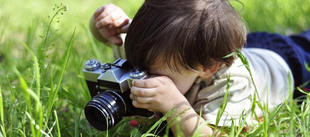 آموزش عکاسی به کودکان با 12 نکته ساده و جذاب!