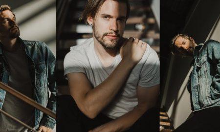 ژست عکاسی مردانه