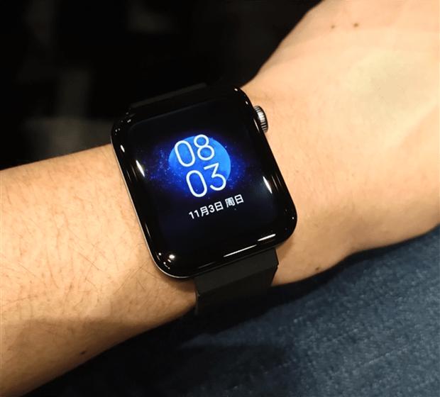 شما در ساعت هوشمند شیائومی شاهد یک صفحه نمایش همیشه روشن 1.78 اینچی AMOLED با تراکم پیکسلی 326ppi هستید