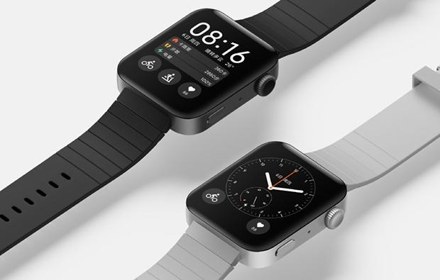 ساعتMi Watch در 11 نوامبر 2019 در چین عرضه شده است ولی هیچ سخنی درباره راه اندازی جهانی این ساعت هوشمند وجود ندارد.